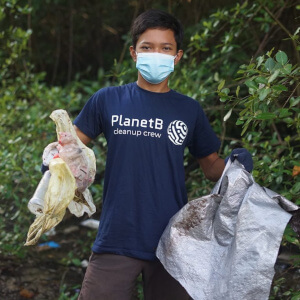 PlanetB Token - Cleanup - photo
